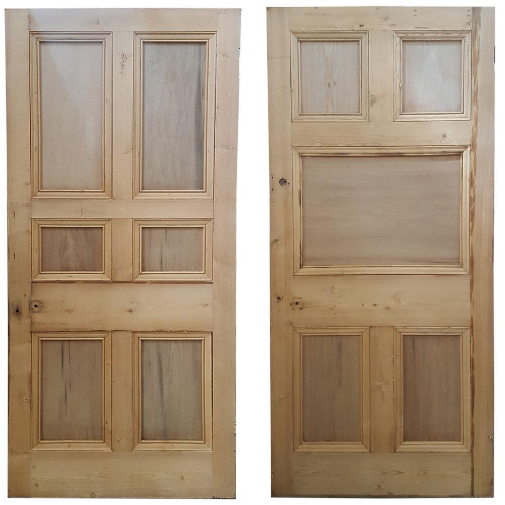 External door solid oak external front doors external for Solid oak external doors