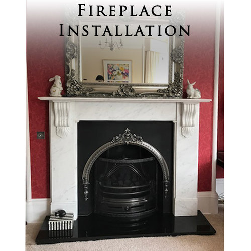 Original antique fireplaces reclaimed from around Scotland and restored in  Edinburgh.  Our stock includes wood