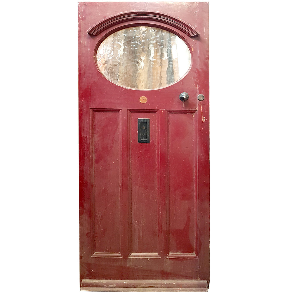 1396 1930s external door.jpg  sc 1 st  Holyrood Architectural Salvage & Reclaimed Glazed Four Five and Six Panel Doors u2014 Holyrood ...