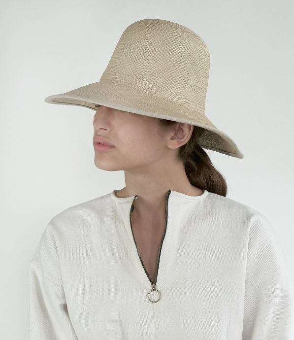 Clyde Dome Panama Hat