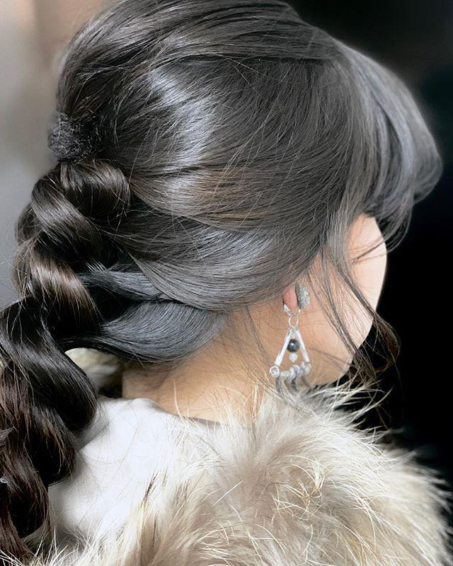 2019/1/15 文化服装学園の卒業制作に参加  hair kase make miho  #hairarrange #hairstyle #hairfashion #massatoparis #roppongihills #camera #canon #サロンモデル #ヘアサロン #サロンモデル募集 #美容 #美容室 #美容学校 #カメラ #口紅 #無造作ヘア #六本木ヒルズ #スタイリスト #スタイリング #ブロー #ヘアカラー #ヘアパーマ #東京#オズモール#おしゃれ #utowa#カメラ