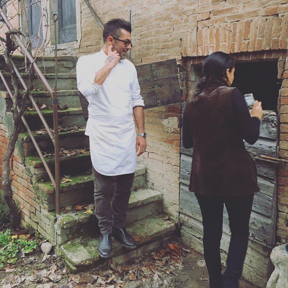 artigiano - Andrea and Alexis