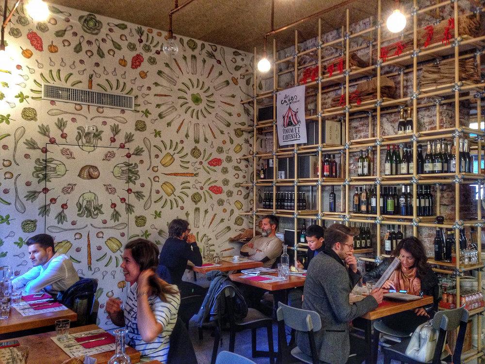 Taglio Restaurant Milan
