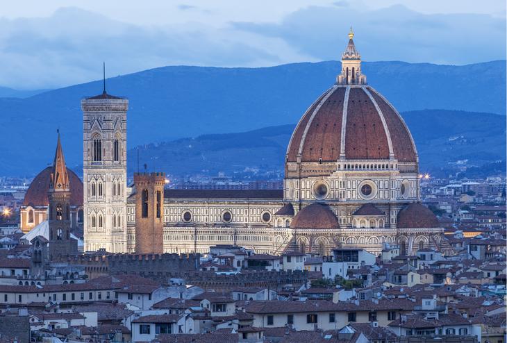 Florence - Lugnarno