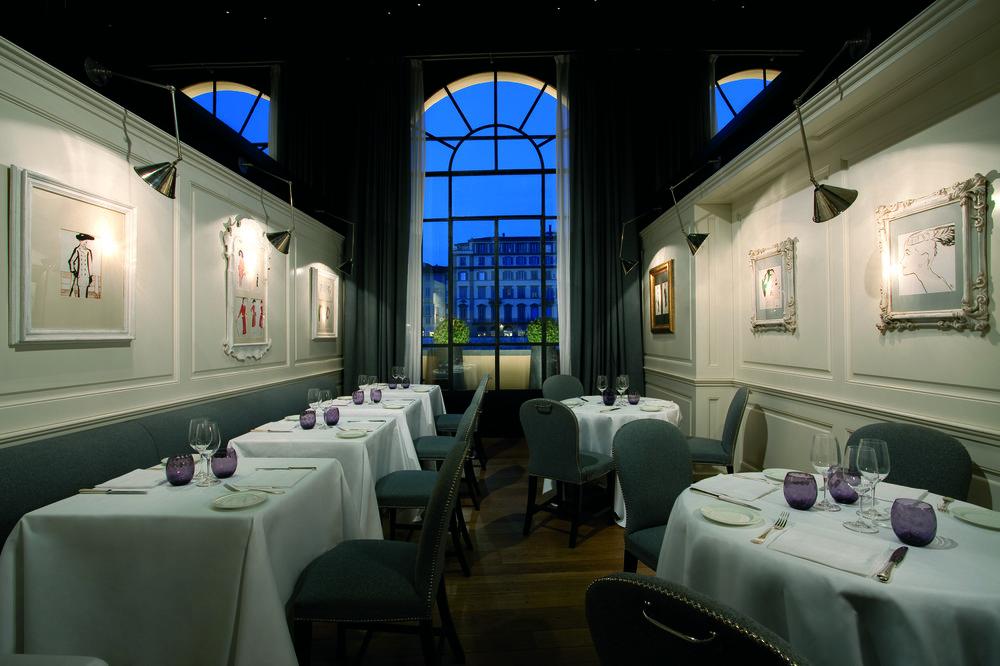 Borgo San Jacopo - Restaurant Florence