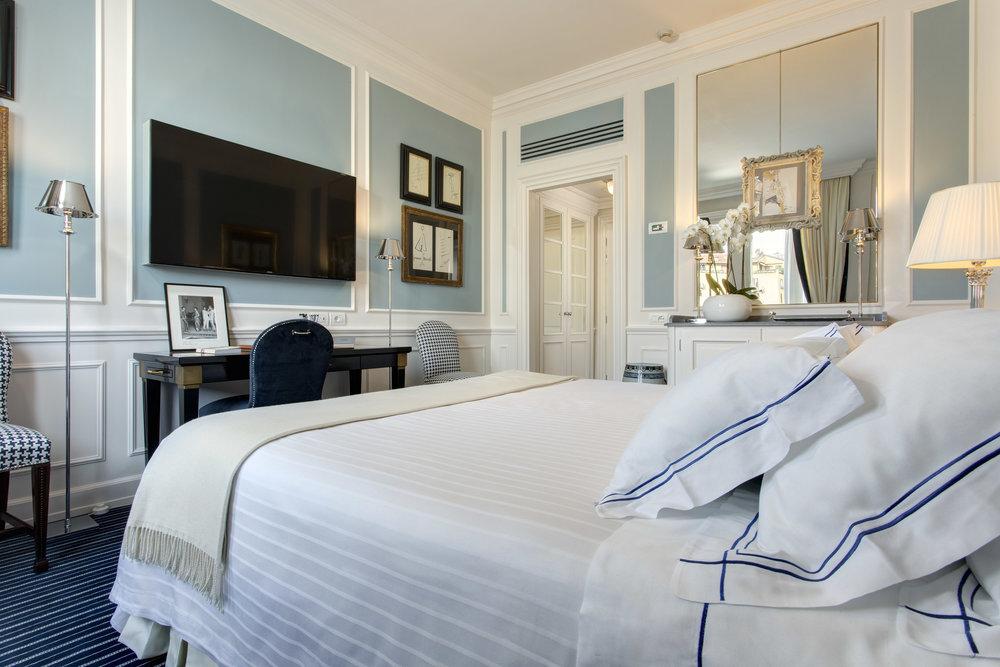 Hotel Lungarno - Bedroom