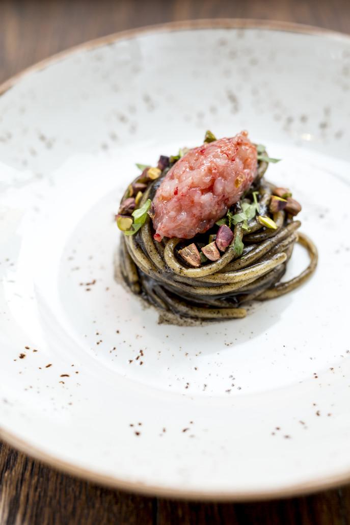 Ossteria Fernanda - Pasta with burnt eggplant.jpg