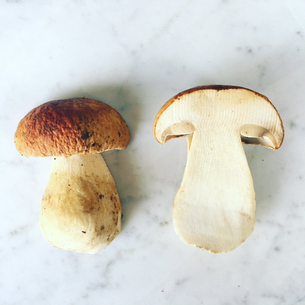 Do I need to clean the mushrooms?