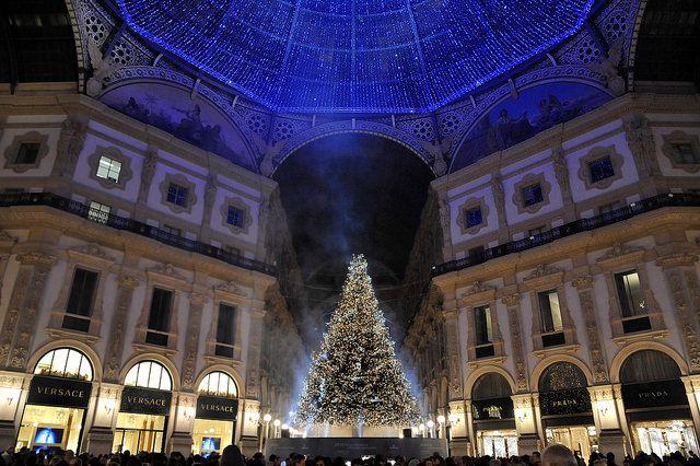 swarovski christmas tree - galleria vittorio emanuele - milano - milan-2018.jpg