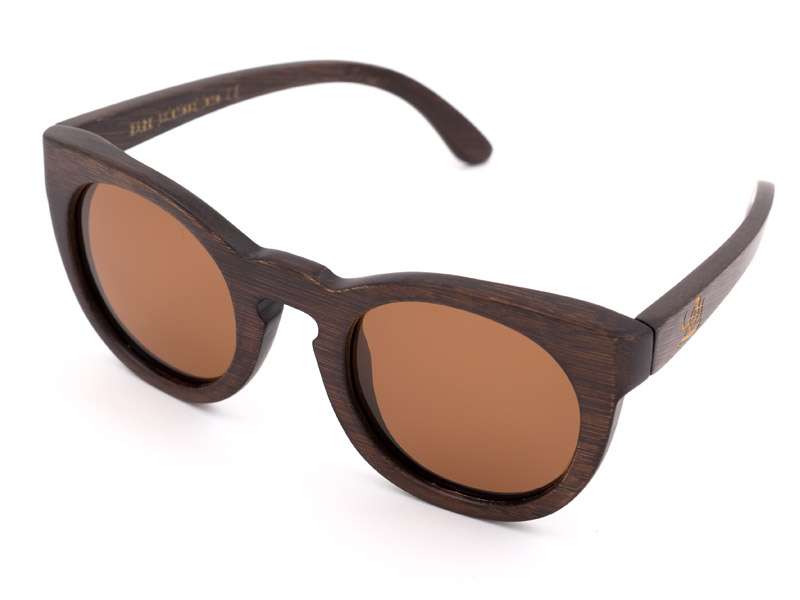 The Clement Wooden Sunglasses
