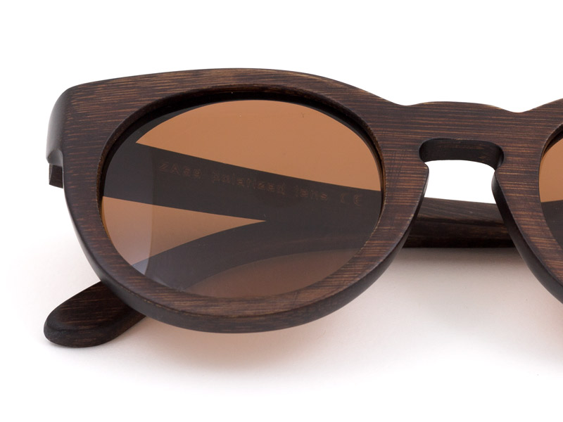 Clement wooden sunglasses