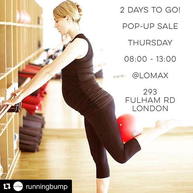 Pop Up Sale TOMORROW @thelomaxway 🛍 Pregnancy activewear perfect for bumps of all shapes and sizes! Come and see what @runningbump have got from 8am - 1pm . ••• . #Repost @runningbump with @repostapp ・・・ It's nearly time! Spread the word - rumour has it that the famous @namafoods raw hazelnut chocolate truffles will be there to tempt you 👌 #popup #bumpstyle #maternitystyle #maternityfashion #maternityluxe #maternitylegging #entrepreneur #lomax #bumpsandburpees