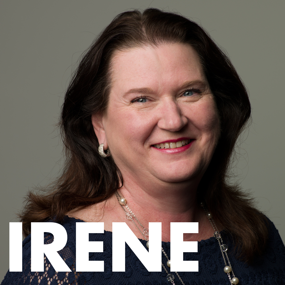 Irene Etzkorn, Chief Clarity Officer