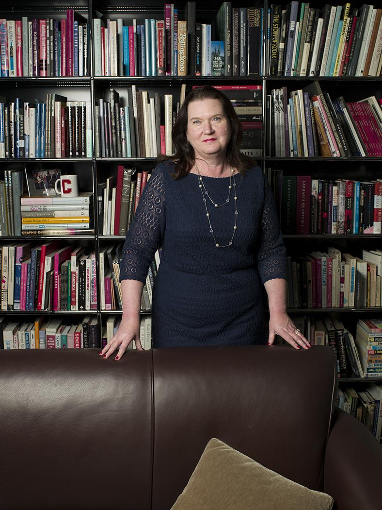 Irene Etzkorn, Chief Clarity Officer, Siegelvision
