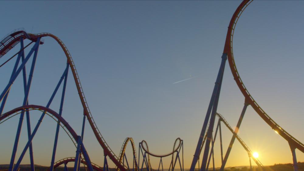 Poligrip 'Rollercoaster' TVC