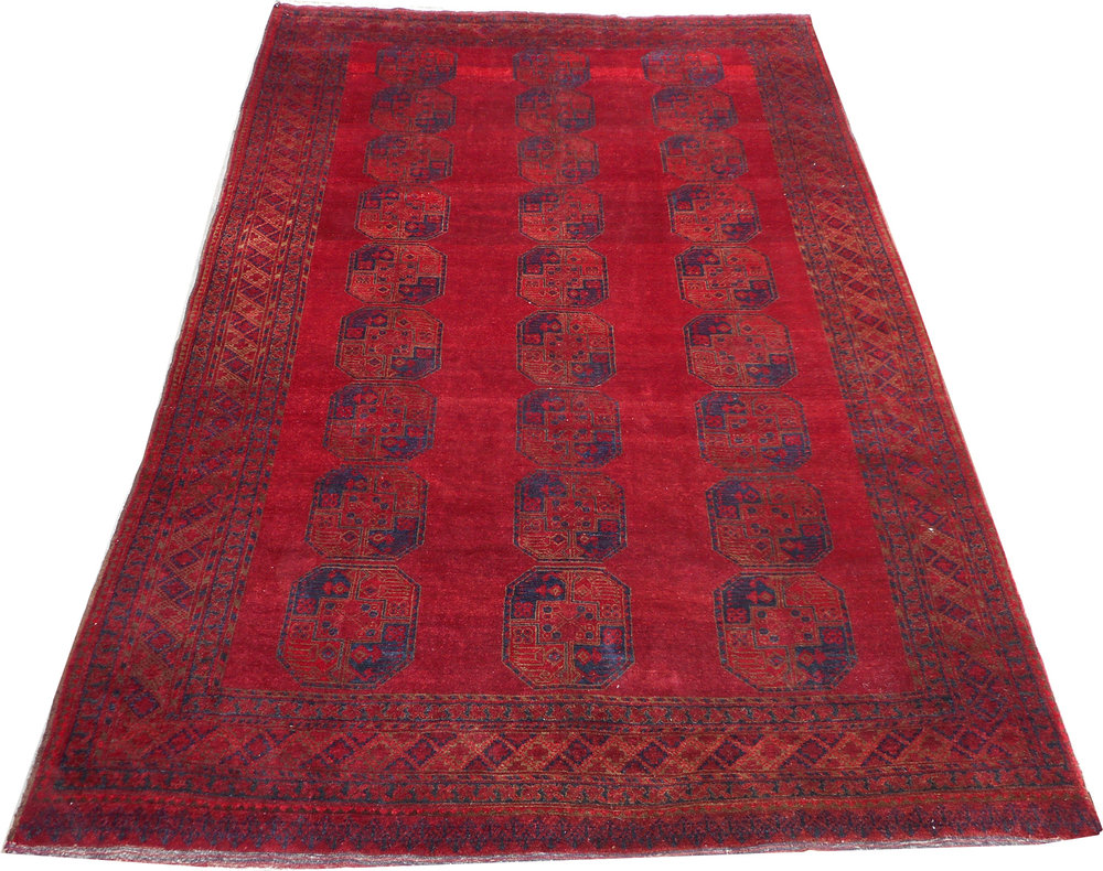 Afghanistan  Antik Afghan 385 x 255
