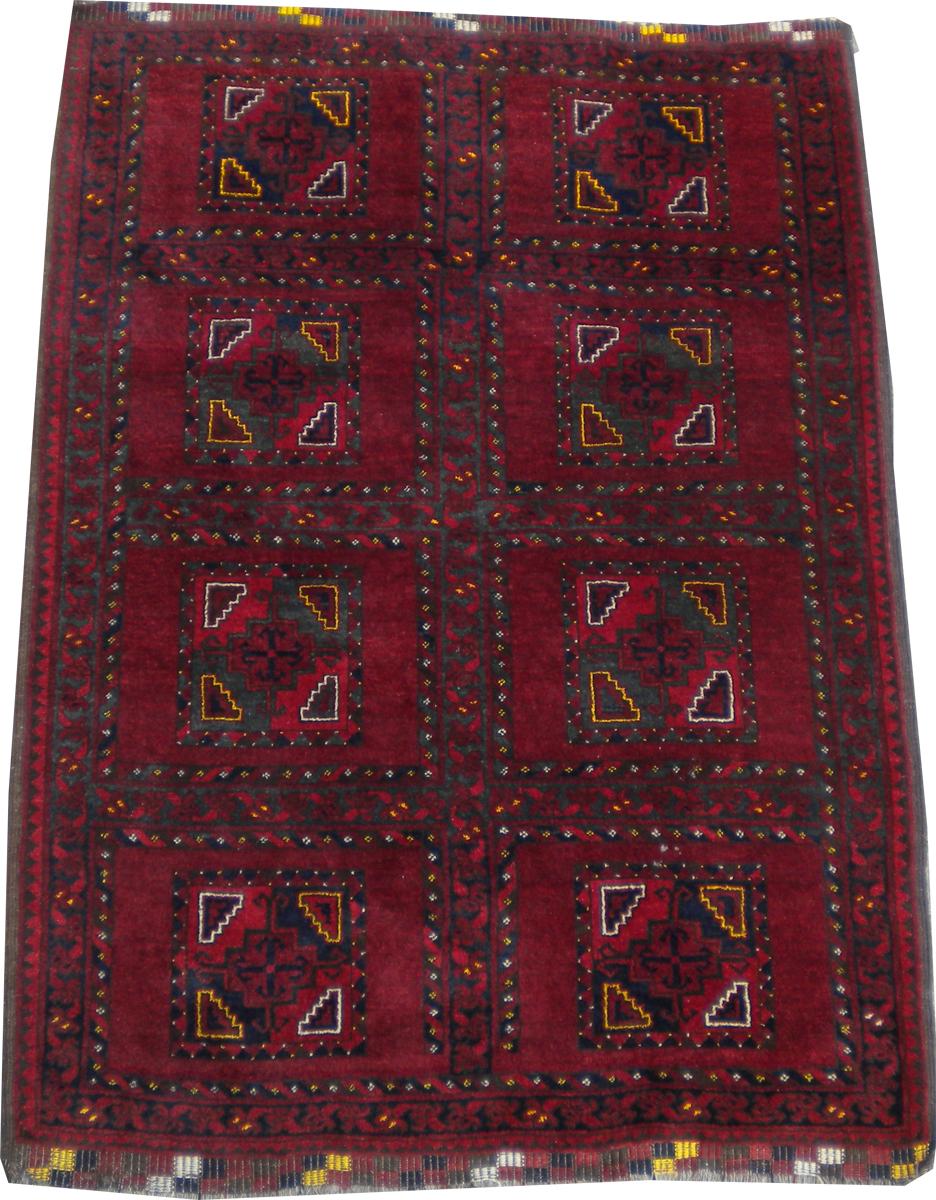 Gl. Ersari Afghan  160 x 117