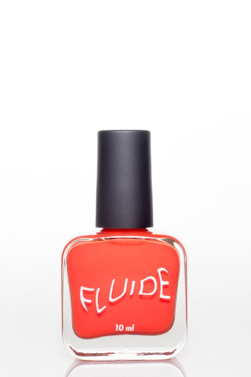Red: Base Chakra - for grounding and staying present in day to day situations.Katie suggests Fluide Beauty's 7-Free Polish in Cherry Grove. The standard ritual of at home nail painting is the definition of