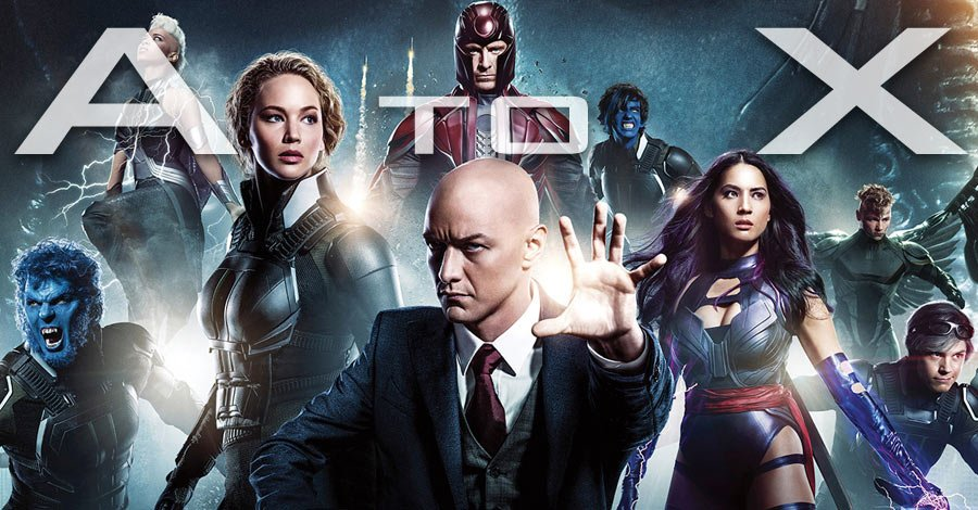 "A Guide To ""X-Men: Apocalypse,"" From A to X (CBR)"