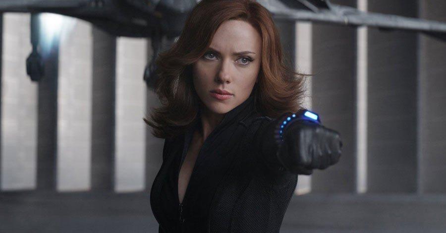 """""""Captain America: Civil War"""" Is The Best Black Widow Movie (CBR)"""