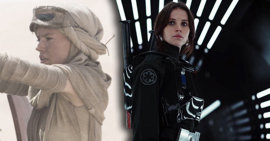 """Rogue One's"" Jyn Ero Is No Rey -- And That's Great (Spinoff)"