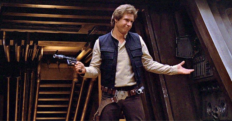 Han Solo & Me (CBR)