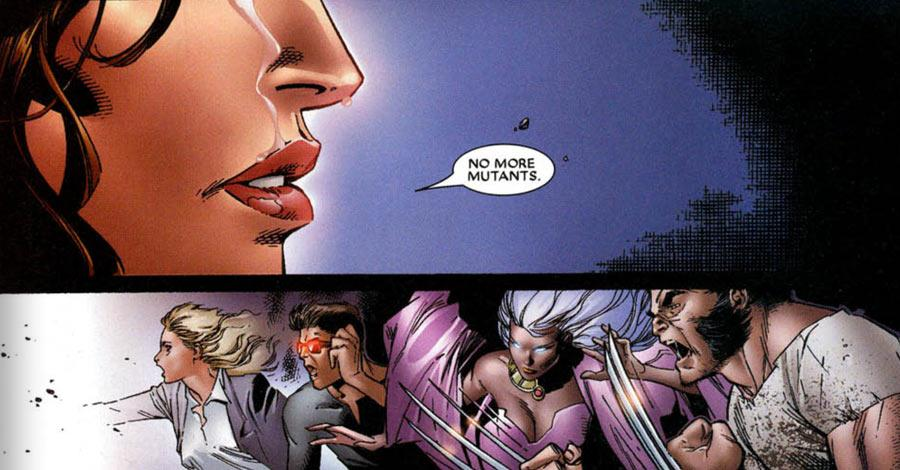 The Danger Of The Disappearing X-Men (CBR)