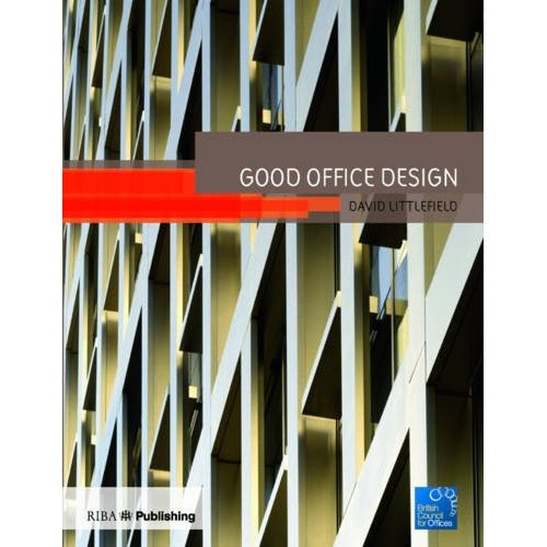 Good Office Design book cover