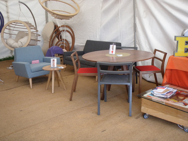 Assemblyroom Furniture at Vintage Goodwood