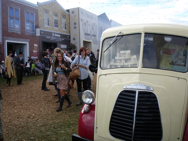 High Street at Vintage Goodwood