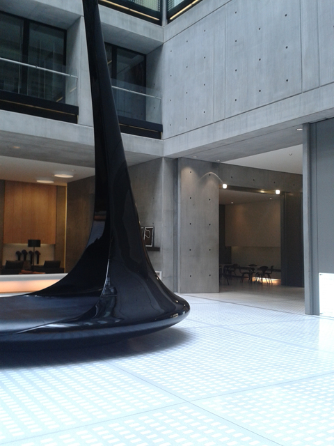 Angel Atrium Sculpture