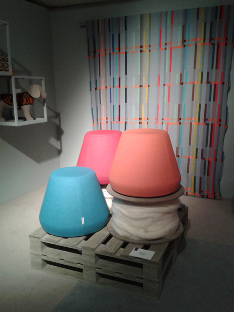Hyde Stacking Stools
