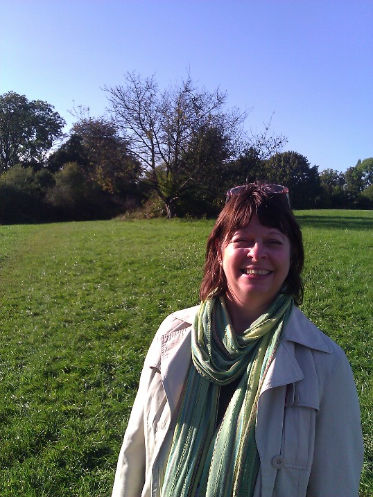 SHARON RHOADES , 53, REIKI PRACTITIONER, UK