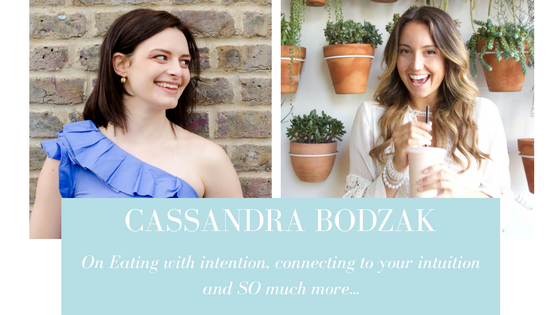 Cassandra Bodzak Interview