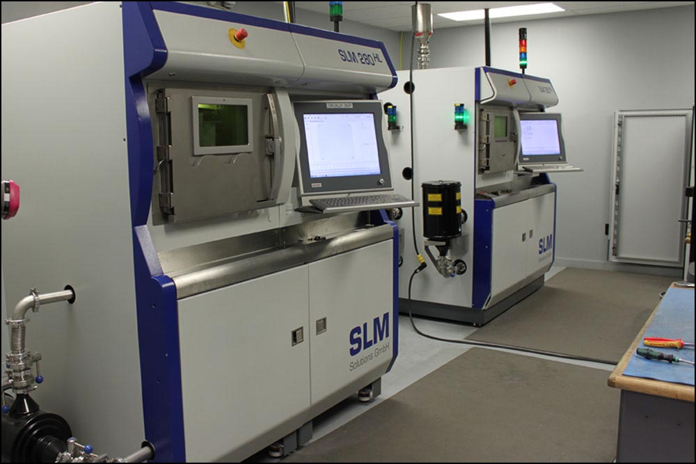 Metal Additive Manufacturing    Learn More