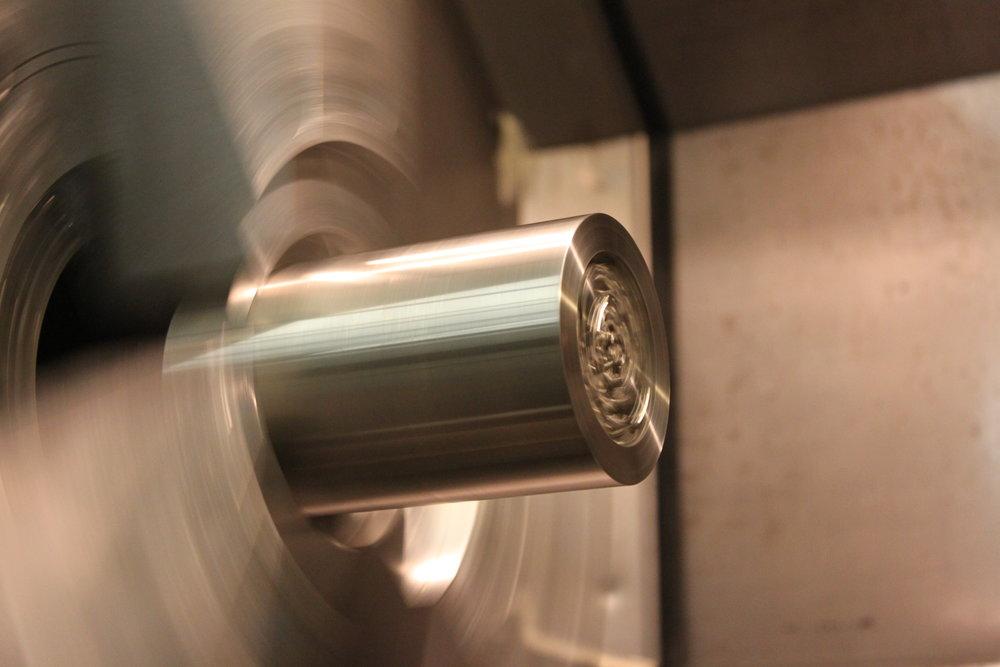 CNC Lathe Hybrid Manufacturing.JPG