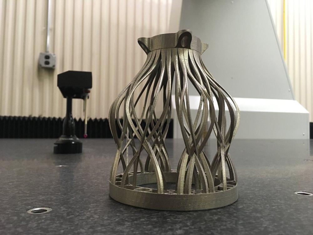 3D Metal Printed - Dual Flange Thermal Break - Imperial Machine and Tool Co.JPG