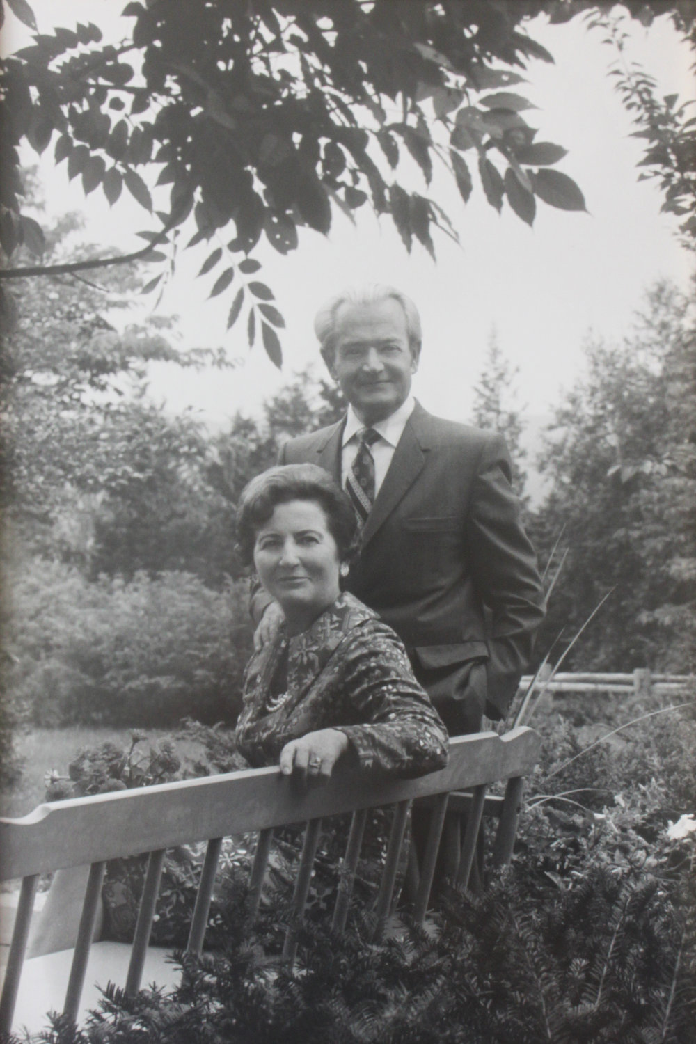 Michael and Wife 1940s.jpg