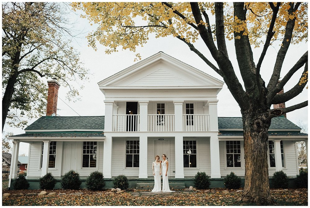 Cornman Farms Wedding, Ann Arbor, Michigan, Kendall Borel Photography, M.B. Calligraphy