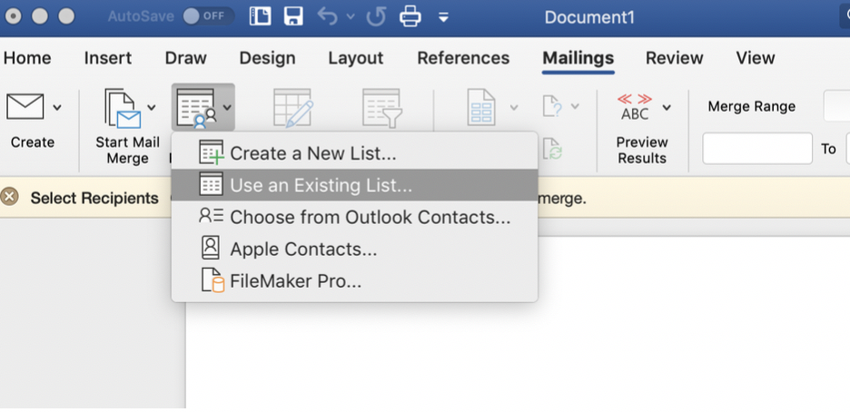 How to Do a Mail Merge for Perfectly Centered Addresses in Calligraphy