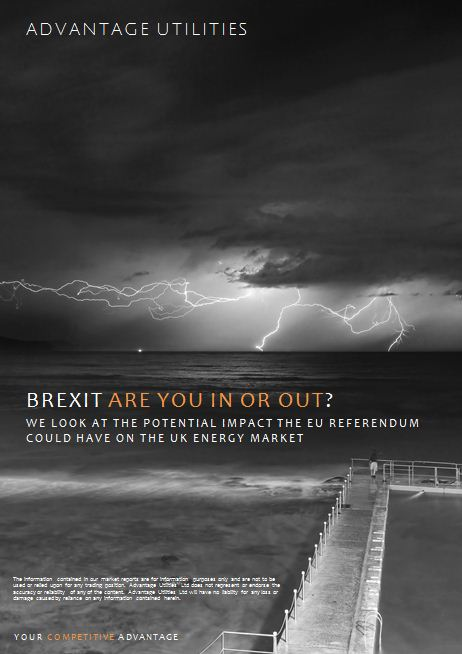 Brexit, are you in or out? (May 2016)