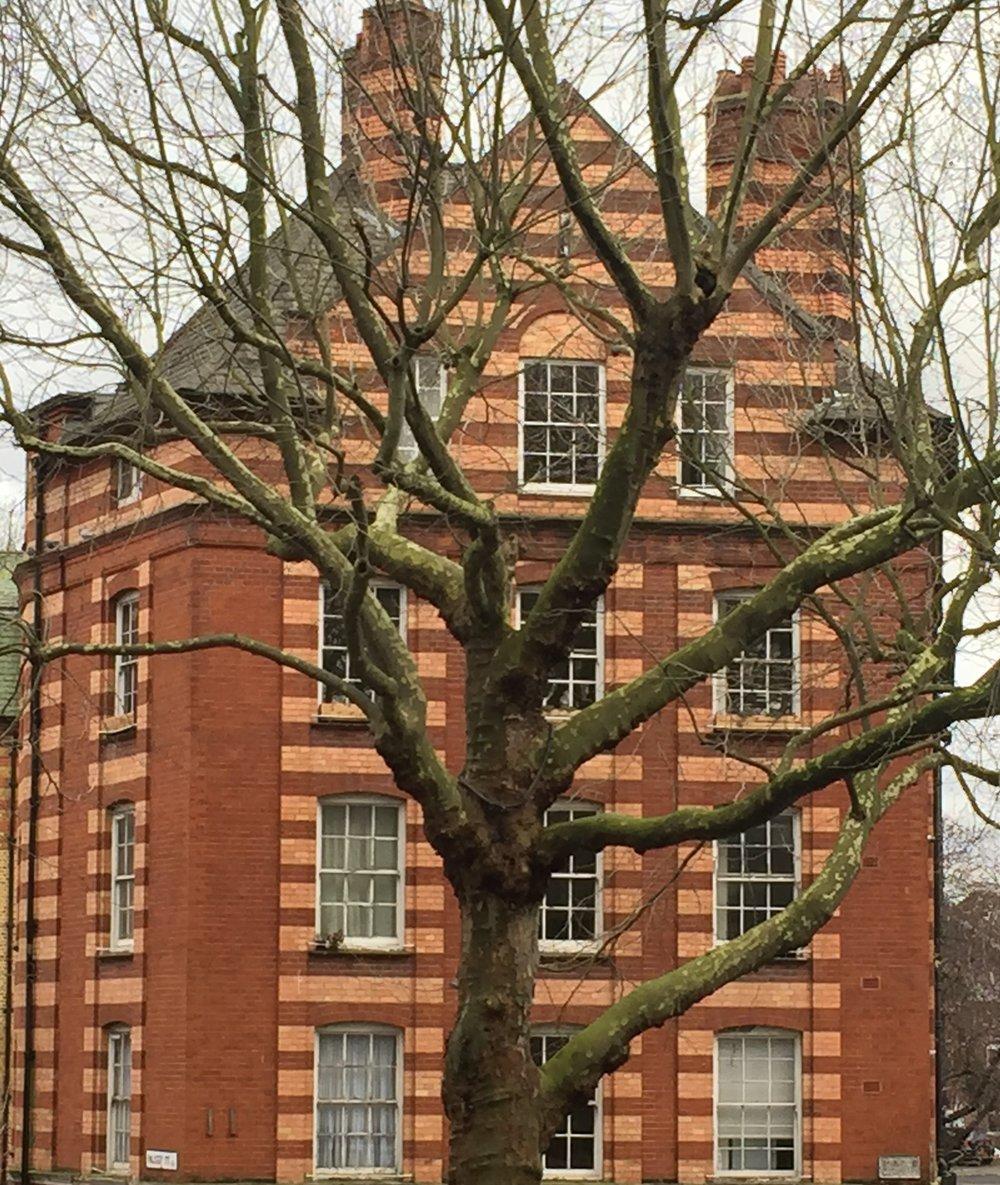 Boundary Estate, Bethnal Green