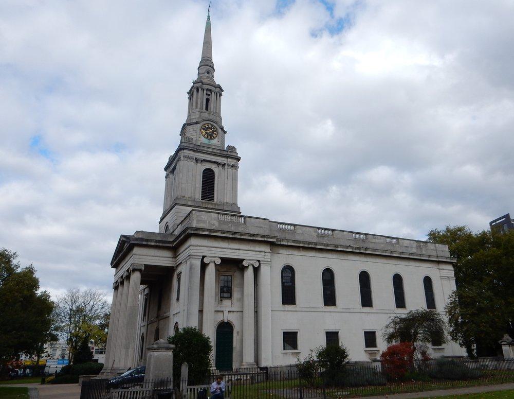 All Saints Church, Poplar
