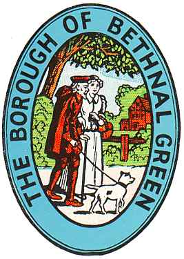 The Bethnal Green Coat of Arms
