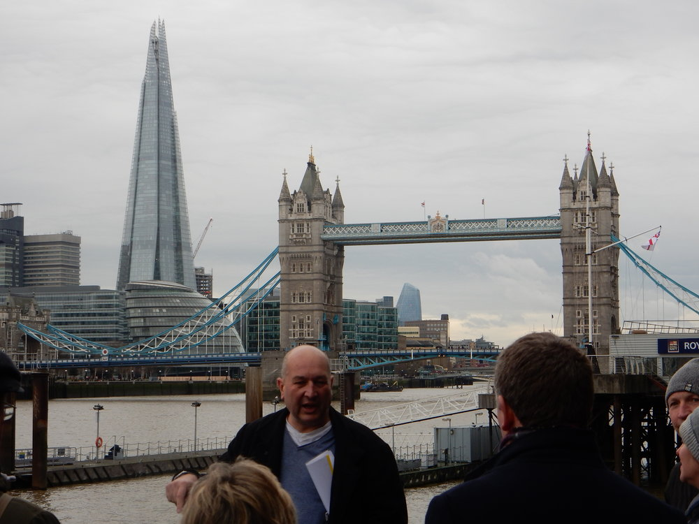 Rob Smith, Tower Bridge and The Shard
