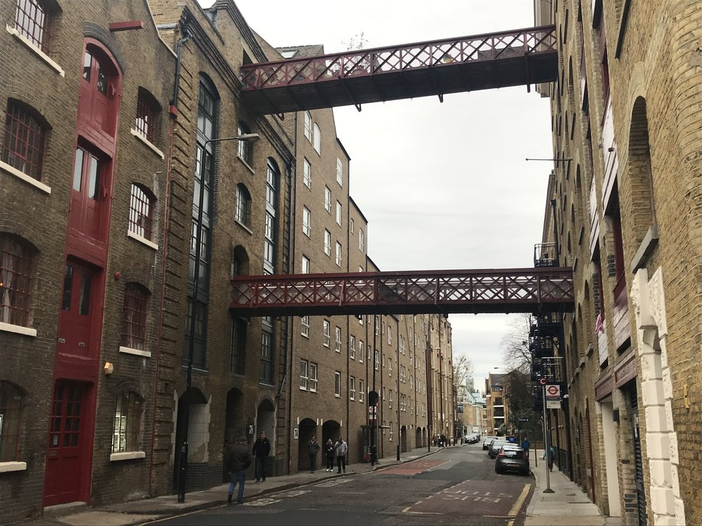 Limehouse Warehouses