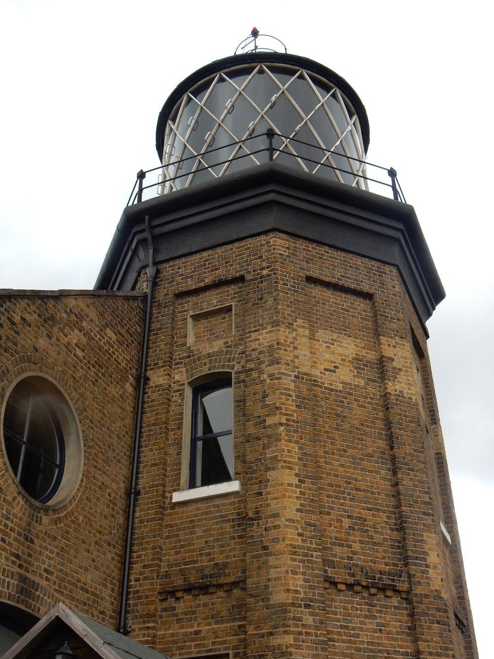 Lighthouse, Trinity Buoy Wharf