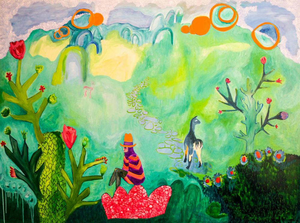 Plumas by Abigail Lipski