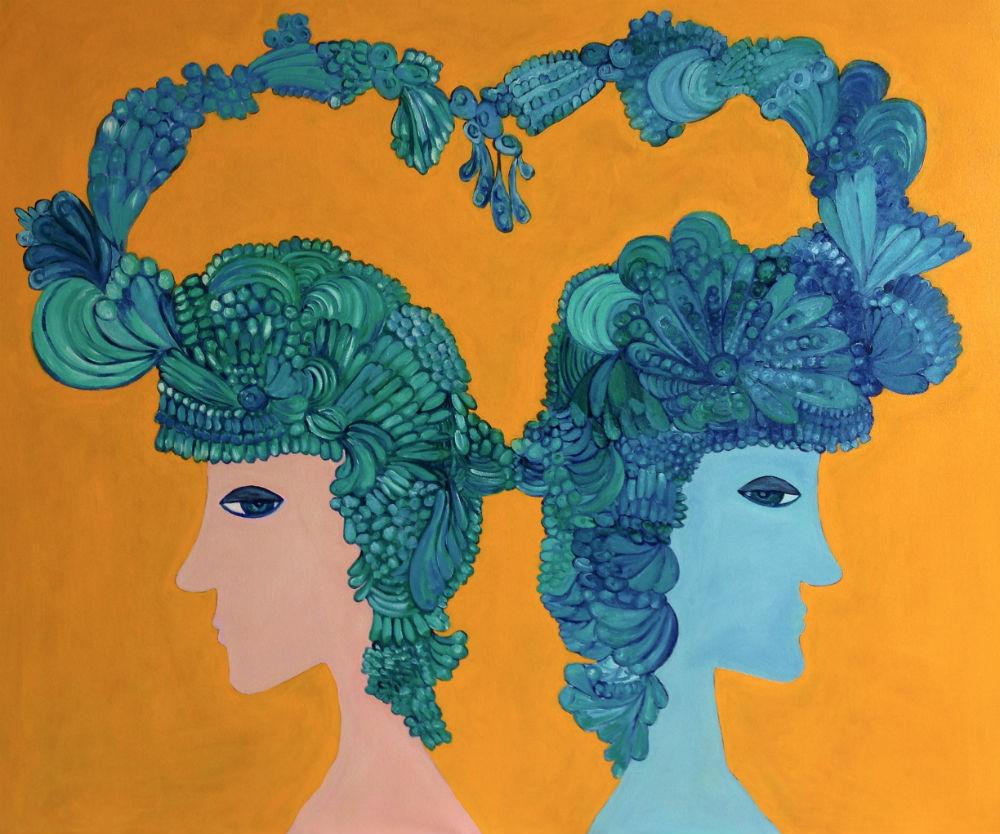Janus by Abigail Lipski