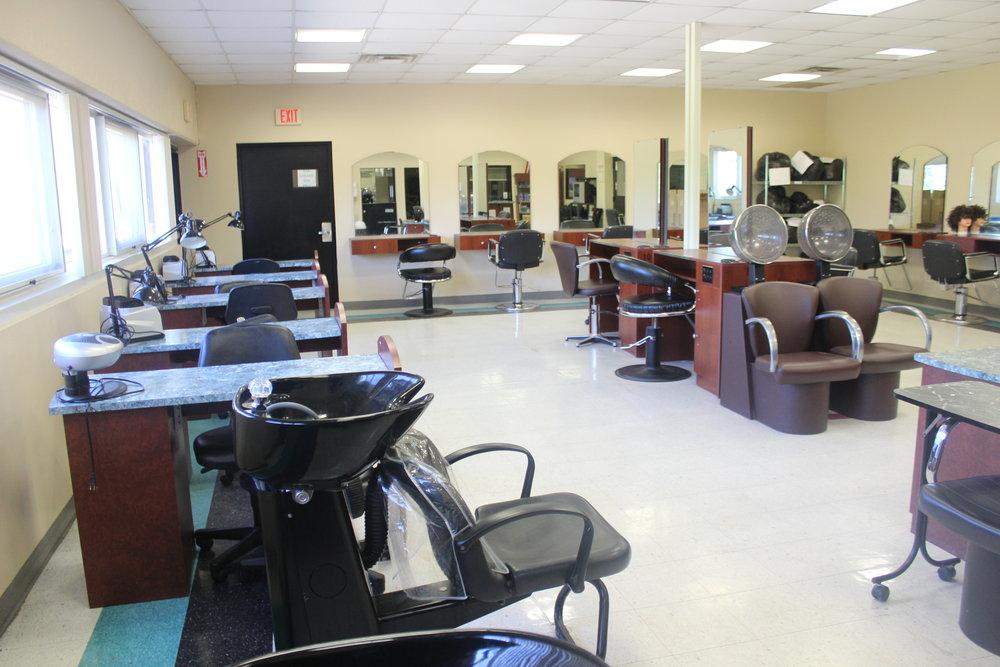 Cosmetology Lab